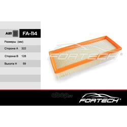 Фильтр воздушный (Fortech) FA114