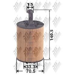 Фильтр масляный элемент (JS Asakashi) OE0033