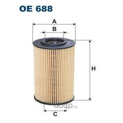 Фильтр масляный Filtron (Filtron) OE688