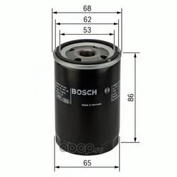 Масляный фильтр (Bosch) 0451103276
