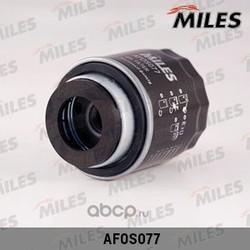 Фильтр масляный VAG 1.2/1.4/1.6 TSI/TFSI 08- (Miles) AFOS077