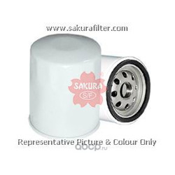 Фильтр масляный (Sakura) C1123