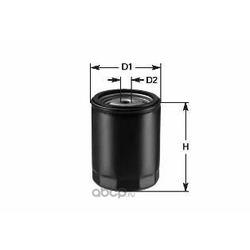 Масляный фильтр (Clean filters) DO218