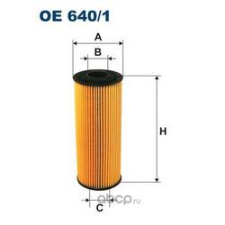 Фильтр масляный Filtron (Filtron) OE6401