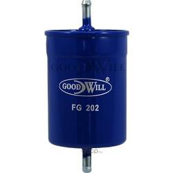 Фильтр топливный (Goodwill) FG202
