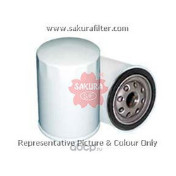 Фильтр масляный (Sakura) C1936