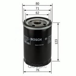 Фильтр масляный (Bosch) 0451103314