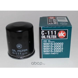 Масляный фильтр (VIC) C111