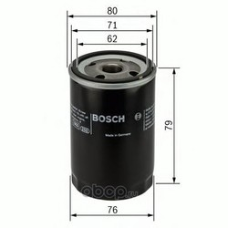 Масляный фильтр (Bosch) 0451103298