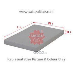 Фильтр салона (Sakura) CA3102