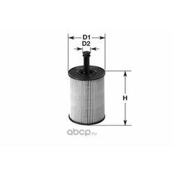Масляный фильтр (Clean filters) ML1704