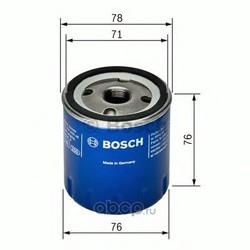 Масляный фильтр (Bosch) F026407078