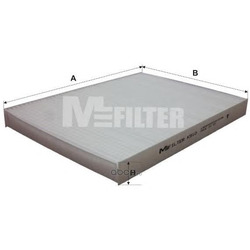 Фильтр салона (M-Filter) K910