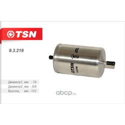 Фильтр топливный (TSN) 93219