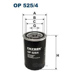 Фильтр масляный Filtron (Filtron) OP5254