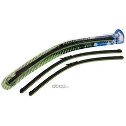 Комплект щеток стеклоочистителя бескаркасных 600mm+650mm (PILENGA) WBP6065PT