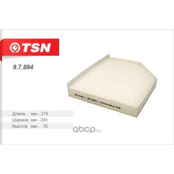 Фильтр салона (TSN) 97894