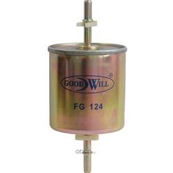 Фильтр топливный (Goodwill) FG124