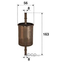 Топливный фильтр (Valeo) 587008