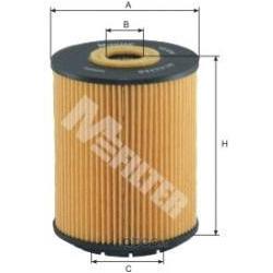 Фильтр масляный (M-Filter) TE636