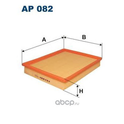 Фильтр воздушный Filtron (Filtron) AP082