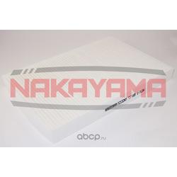 Фильтр салона AUDI A4 00- (NAKAYAMA) FC132NY