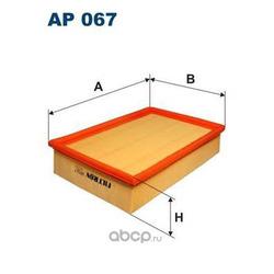 Фильтр воздушный Filtron (Filtron) AP067