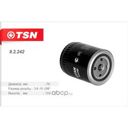 Фильтр масляный (TSN) 92242