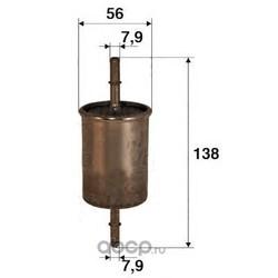 Топливный фильтр (Valeo) 587002