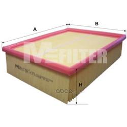 Фильтр воздушный (M-Filter) K721