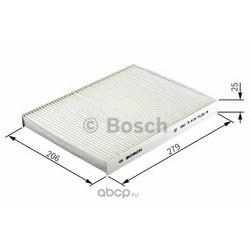 Фильтр, воздух во внутреннем пространстве (Bosch) 1987432012