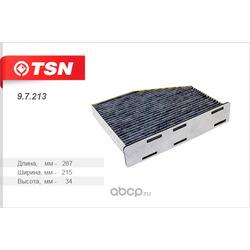 Фильтр салона угольный (TSN) 97213
