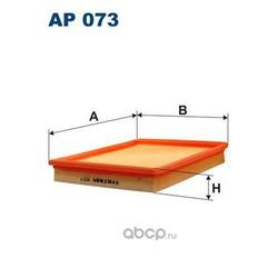 Фильтр воздушный Filtron (Filtron) AP073