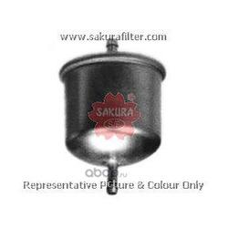 Фильтр топливный (Sakura) FS8001