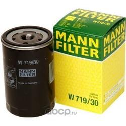 Масляный фильтр (MANN-FILTER) W71930