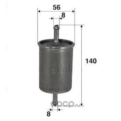 Топливный фильтр (Valeo) 587003