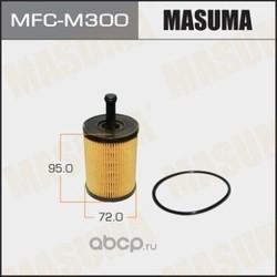 Фильтр масляный (Masuma) MFCM300