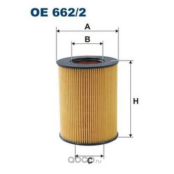 Фильтр масляный Filtron (Filtron) OE6622