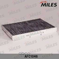 Фильтр салона AUDI A3/TT 96-/VW G4/BORA/LUPO 98- угольный (Miles) AFC1046
