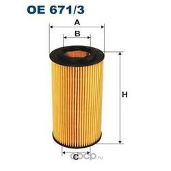 Фильтр масляный Filtron (Filtron) OE6713