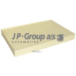 Фильтр, воздух во внутреннем пространстве (JP Group) 1128101500