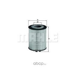 Масляный фильтр (Mahle/Knecht) OX1731D