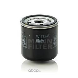 Масляный фильтр (MANN-FILTER) W71221