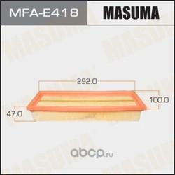 Фильтр воздушный (Masuma) MFAE418