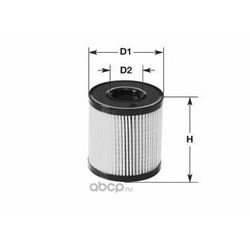 Масляный фильтр (Clean filters) ML1738