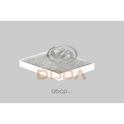 салонный фильтр (DODA) 1110050003