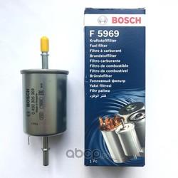 Топливный фильтр (Bosch) 0450905969
