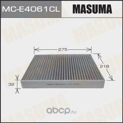 Фильтр салонный (Masuma) MCE4061CL