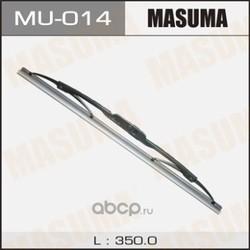 Щетка стеклоочистителя (Masuma) MU014