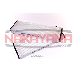 Фильтр салона AUDI A6 (4F) (NAKAYAMA) FC101NY